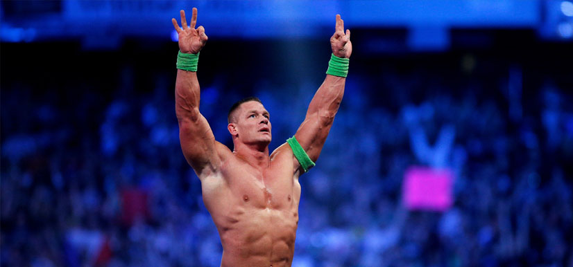 John Cena | Awesome Athletes on Facebook