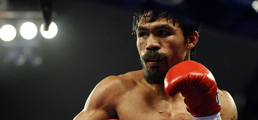 Manny Pacquiao | Awesome Athletes on Facebook