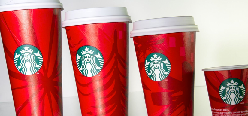#RedCupContest – Strabucks