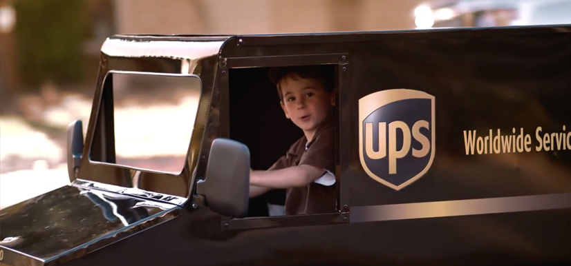 #WishesDelivered – UPS