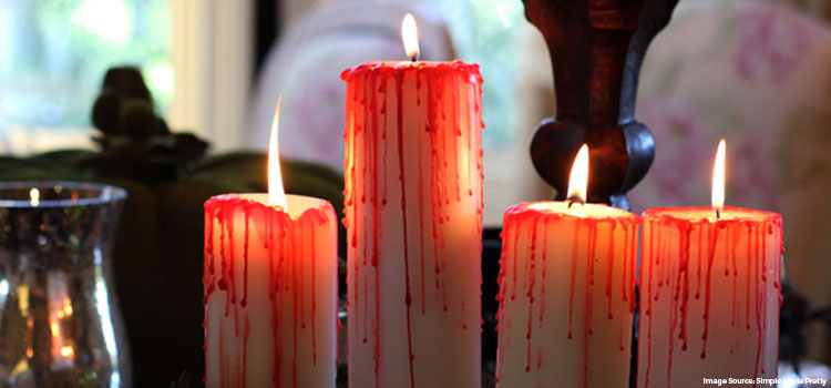 Bleeding Candles
