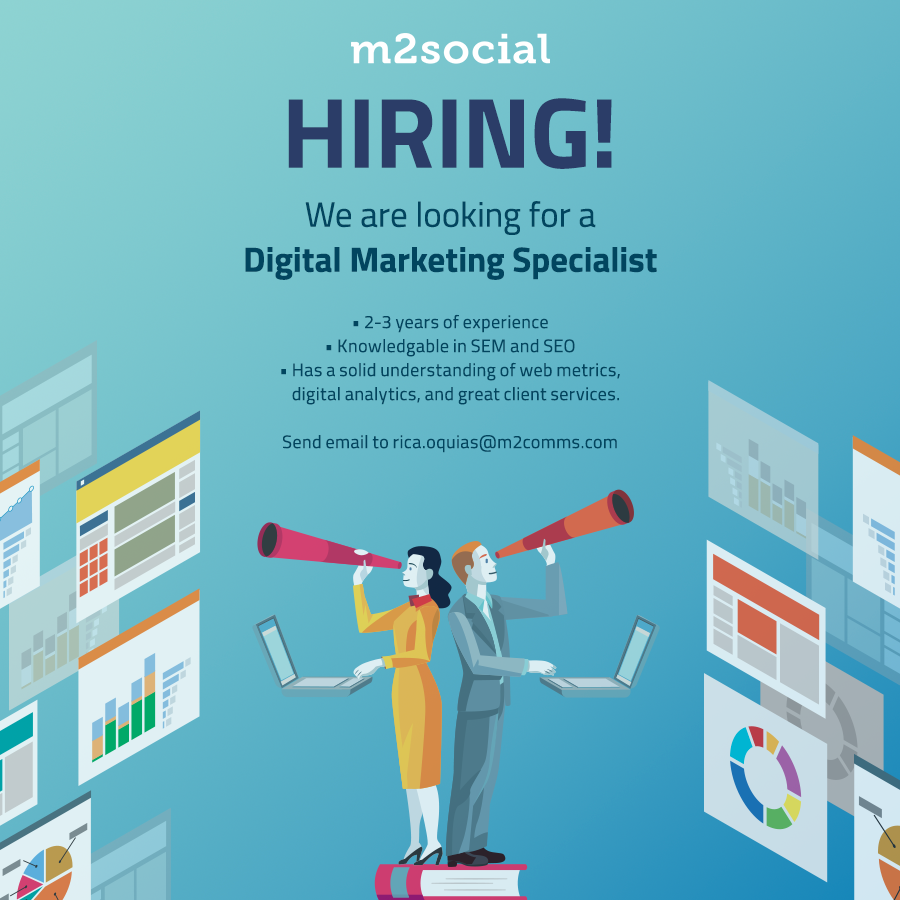 M2Social-Job-Hiring-Career