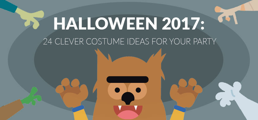 Halloween 2017: 24 Clever Costume Ideas for Your Party