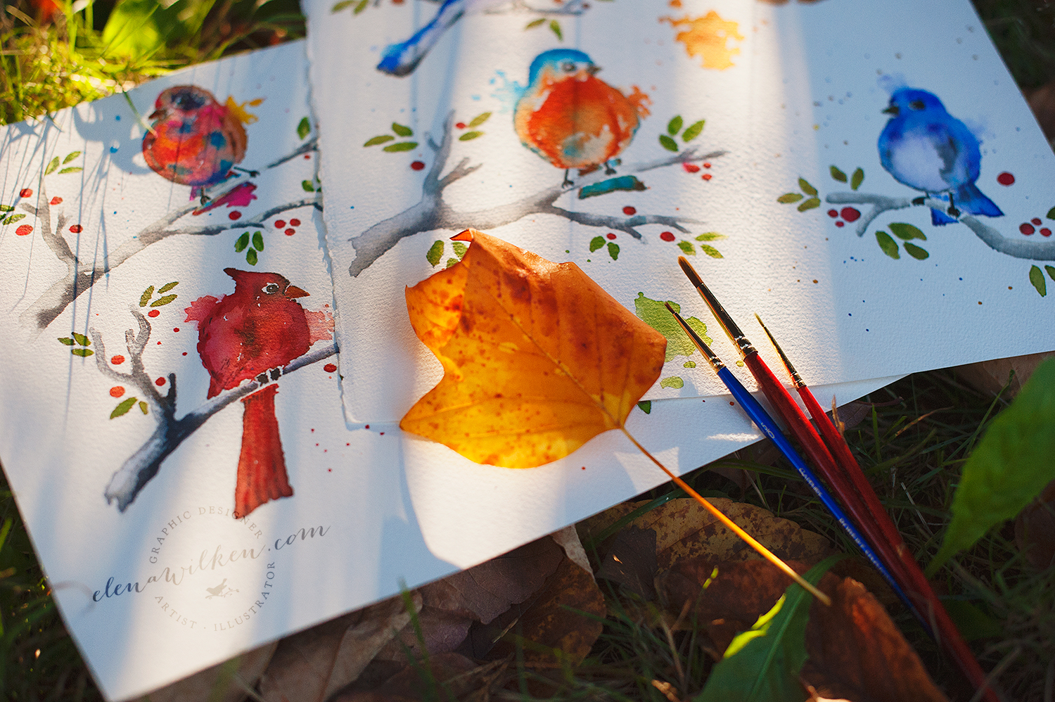 Watercolors from brush strokes to greeting cards elena wilken watercolors from brush strokes to greeting cards kristyandbryce Images