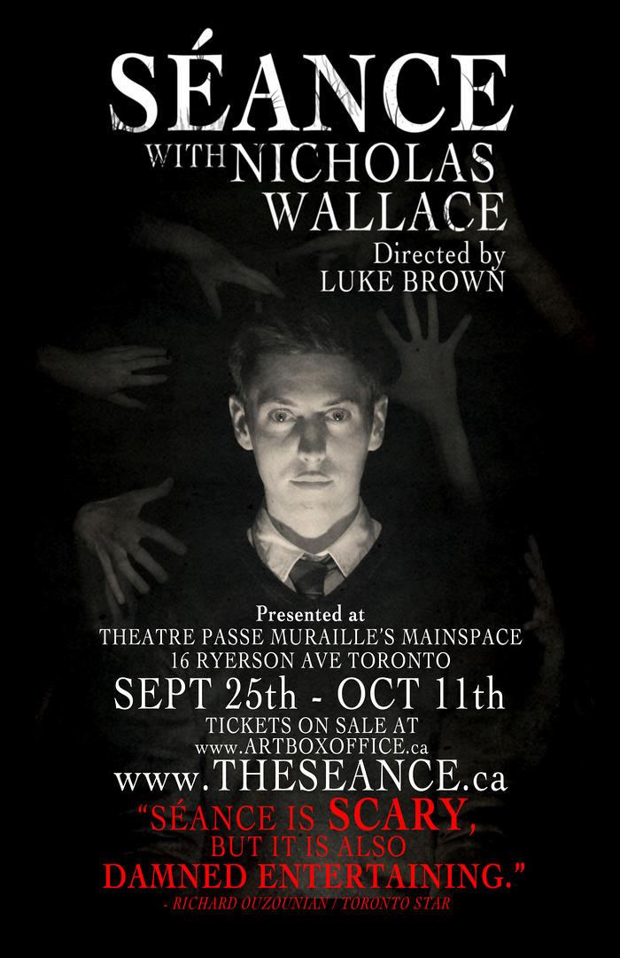 Nick Wallace Seance