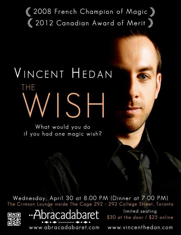 Vincent Hedan - The Wish (Spring 2014)