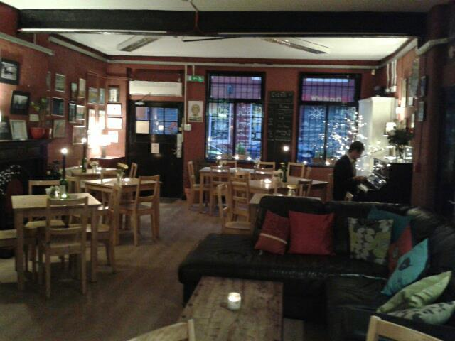 Private Hire Harland Cafe