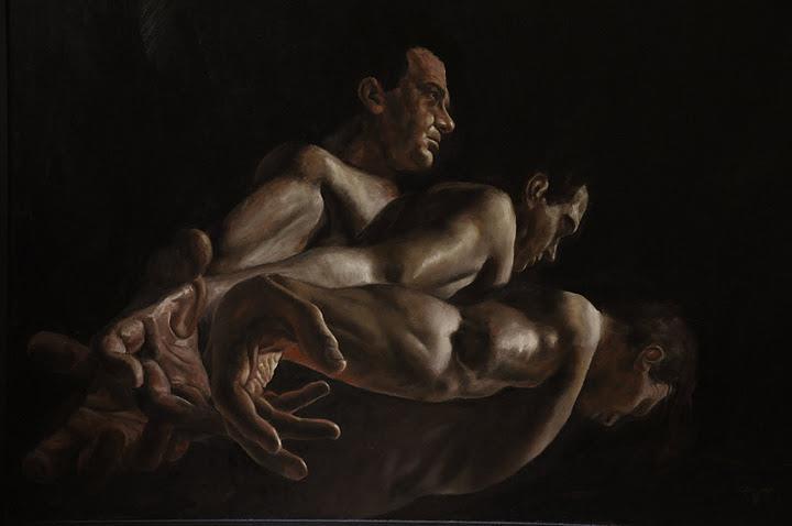 Selbstportrait Mag. Ludwig Drahosch