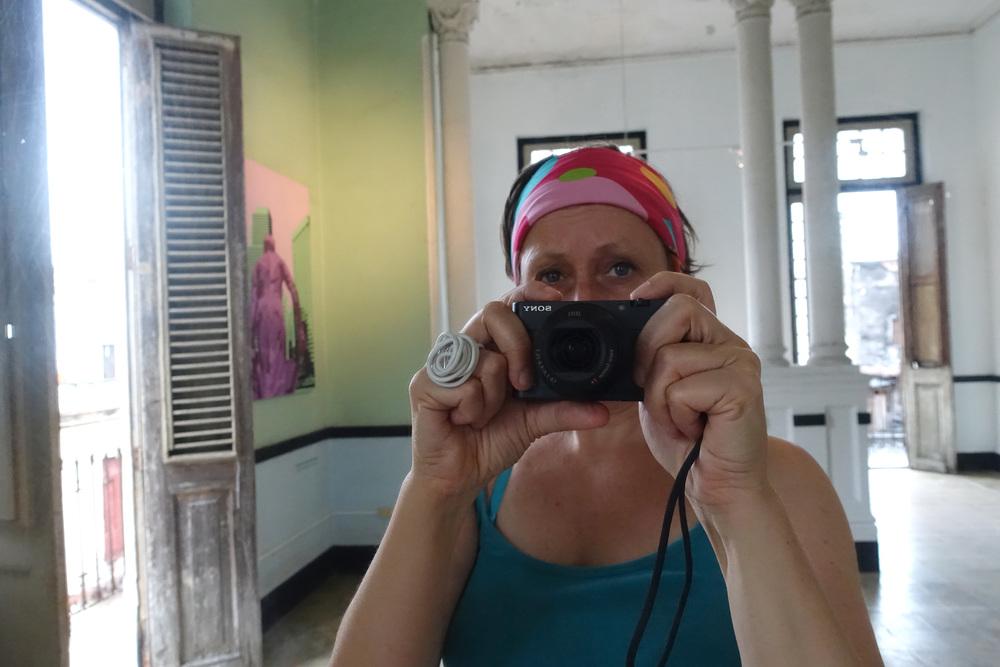 Selfie in Havanna