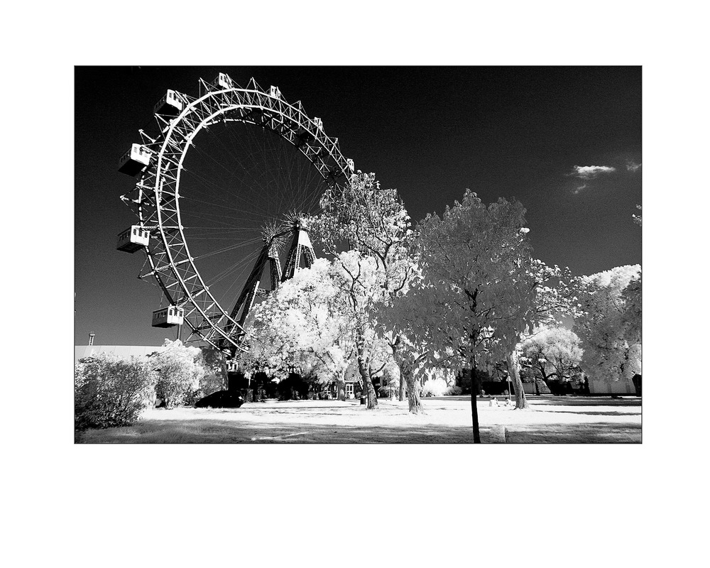 VIENNA Infrared - Eric Berger