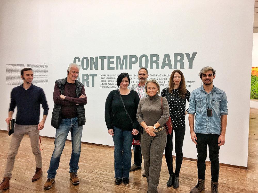 LIK Masterclass künstlerische Fotografie 2016 mit Leiterin Nadja Giusenbauer