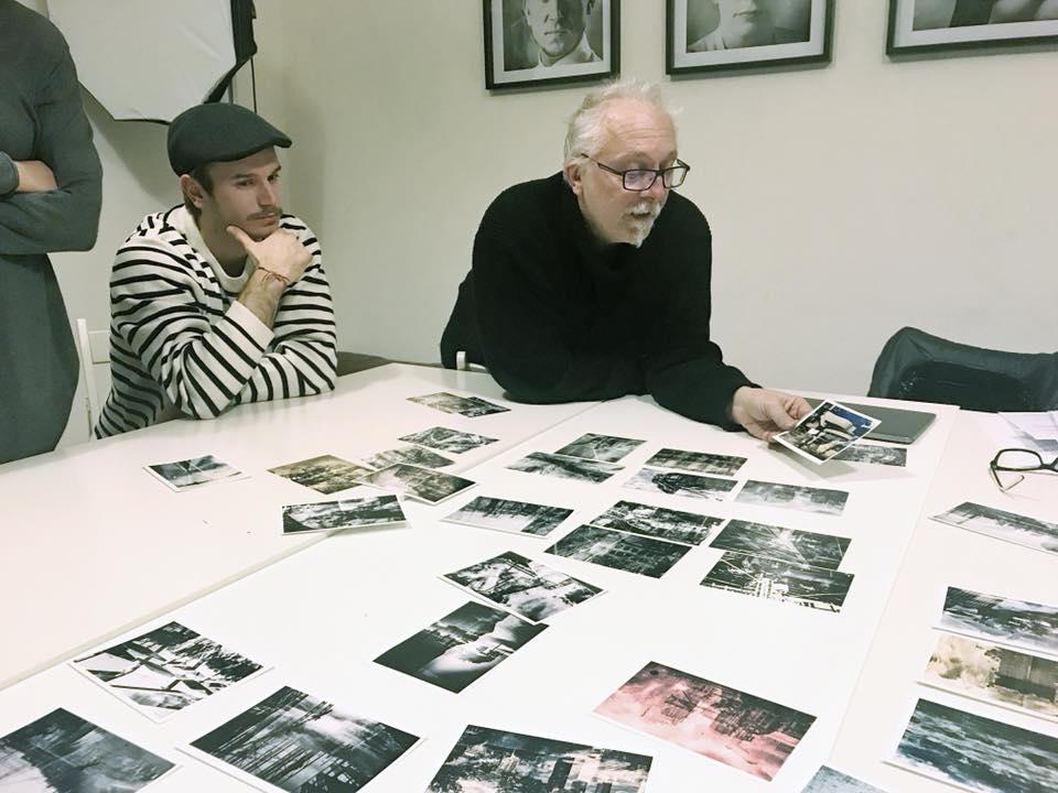 Reinhard Nadrchal kuratiert gemeinsam mit Nadja Gusenbauer die Masterclass künstlerische Fotografie 2018.