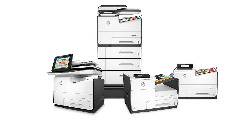 PageWide Printers: