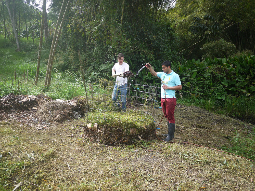 Making compost with the Colombian barista champion, Diego Campos.jpg