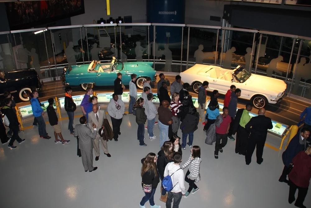 3-26-15 Bing mentoring @ Henry Ford Museum (5).JPG