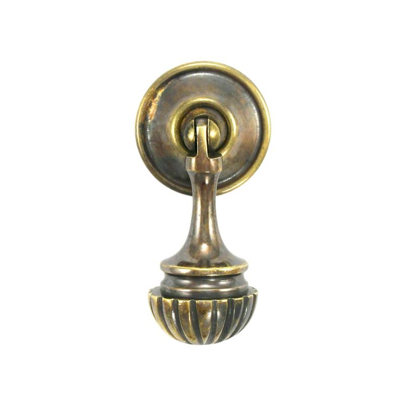 Antique Brass, Pendant Pull