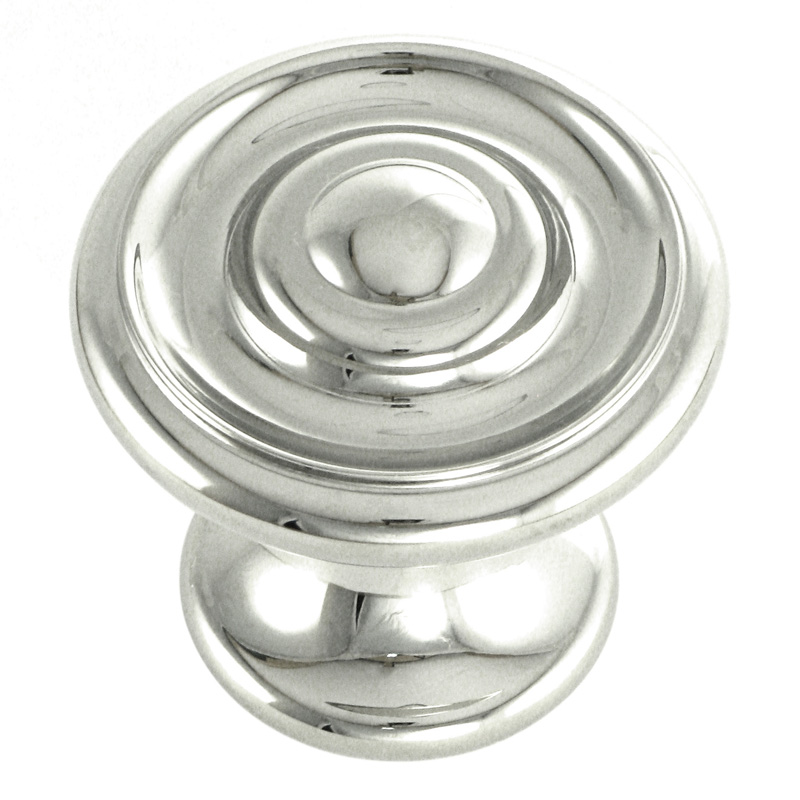 Polished Chrome, Drawer Knob