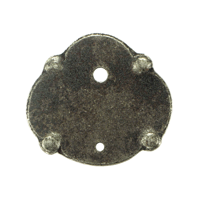 European Patinated Iron, Backplate