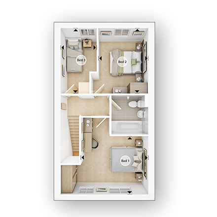 Taylor Wimpey - 3 bedroom new home - The Ashcroft FF.jpg
