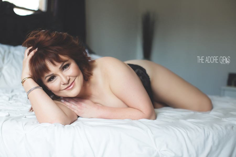 0231  Boudoir-Photography-The Adore Girls-Nashville-topless on bed
