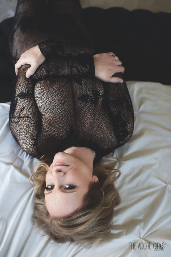 0133  Boudoir-Photography-The Adore Girls-Nashville- black lace
