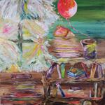 Adeline YeoI A Love StoryI Original Painting