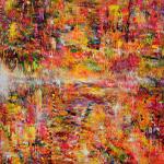 Adeline YeoI  Illumination I Original Painting