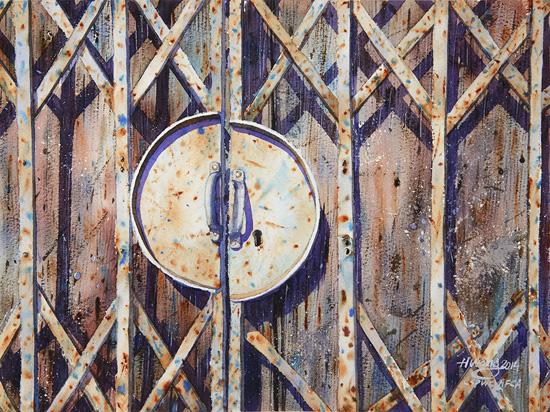 ARTTAG-circle-_-Lok-Kerk-Hwang-_-Closed-No.-21-_-2014-_-Watercolour-on-Paper-_-31cm-x-23cm.jpg