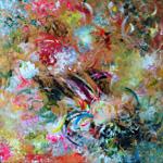 Adeline YeoI Phoenix Series No. 1 I Original Painting