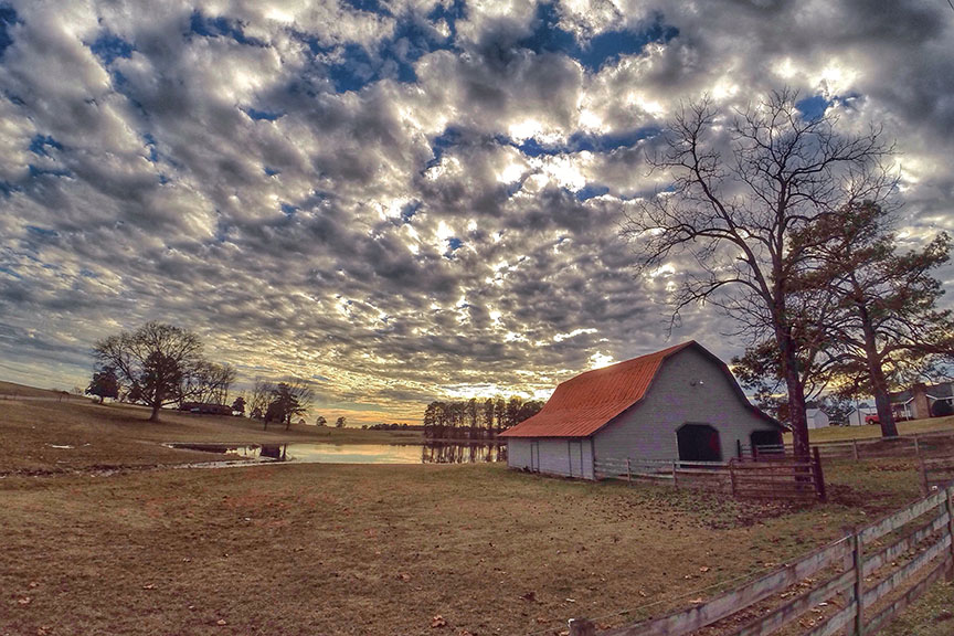Cullman County Barn