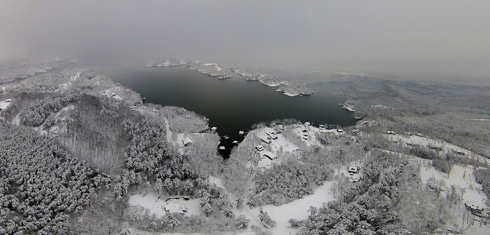 Smith Lake Snow