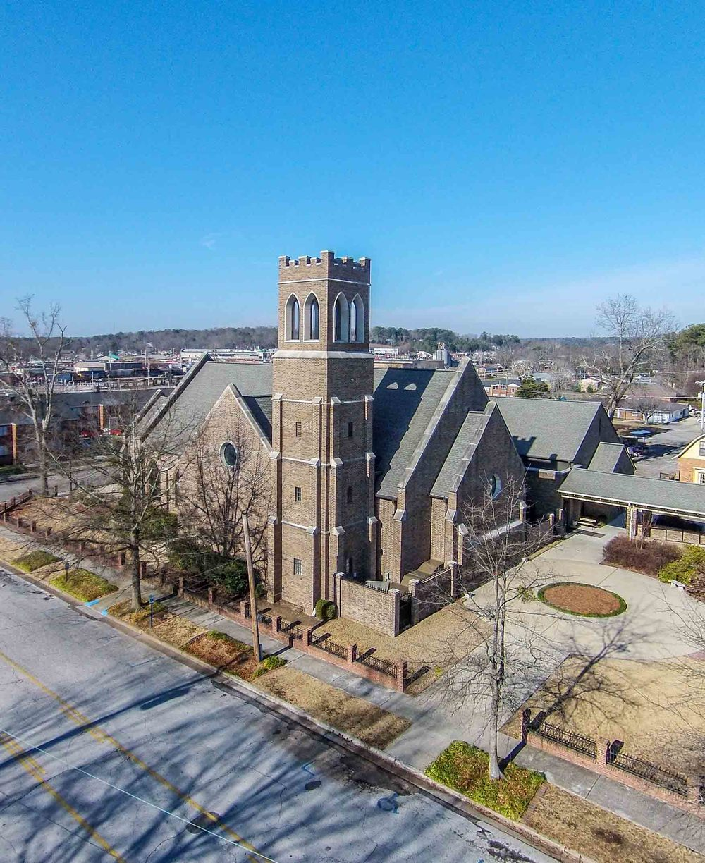 Grace Episcopal Church in Cullman