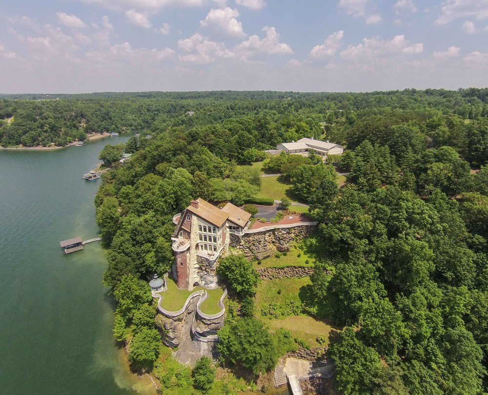 The Castle On Smith Lake North Alabama Real Estate