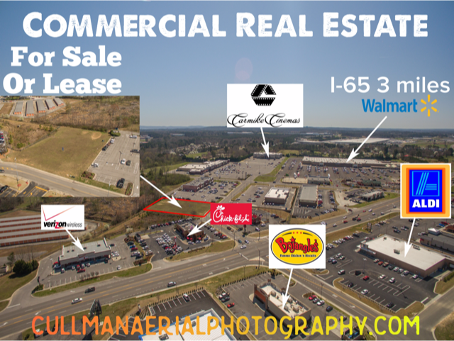 Commercial Real Estate Birmingham, Cullman, Hunstville, Alabama