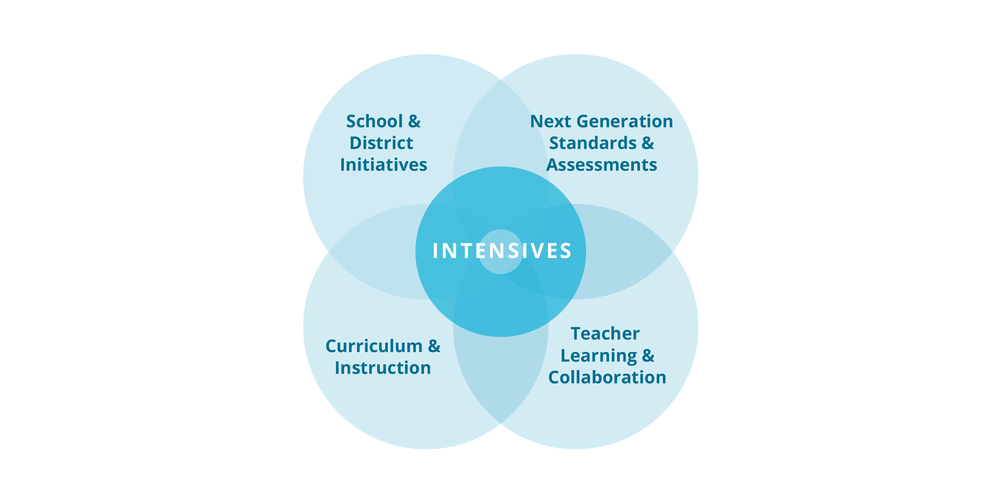 Learning Centered Intensives