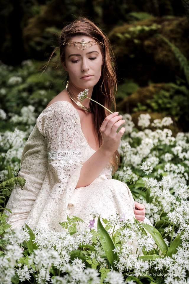 Esther in Wild Garlic.jpg