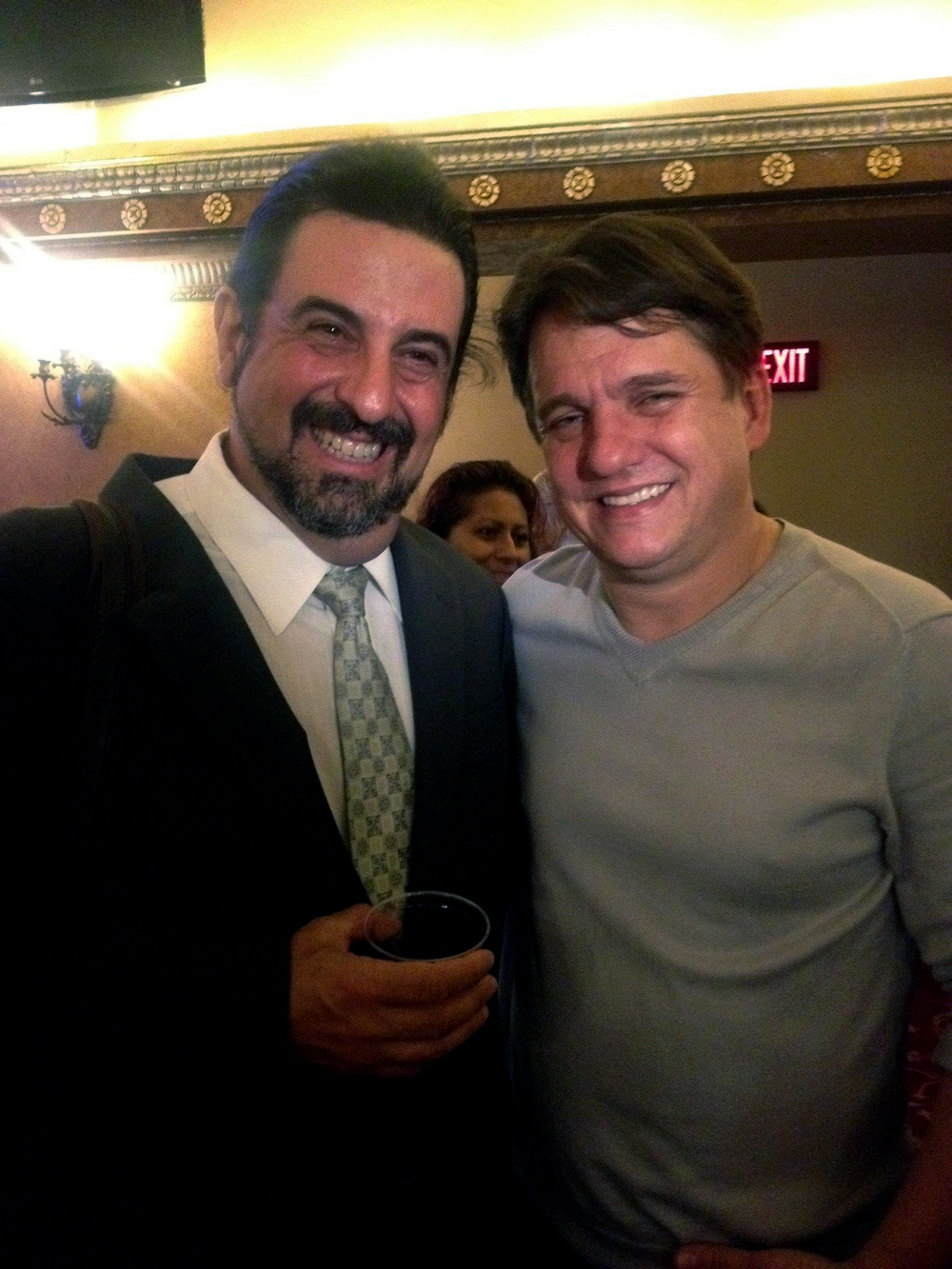 With Maestro Keith Lockhart