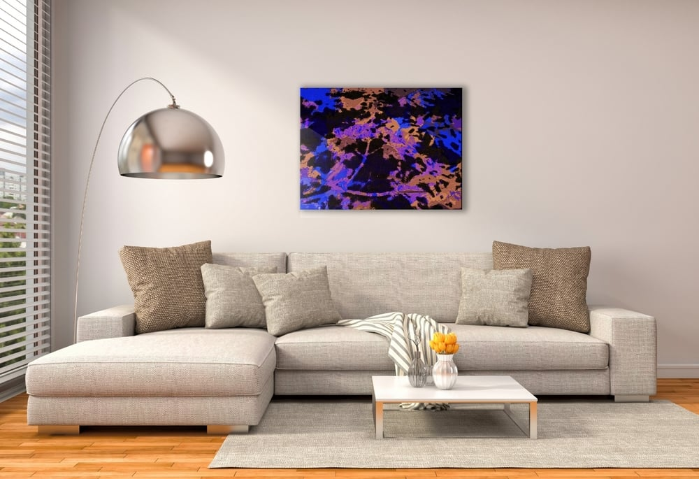 Featured in Office or Residential Space: Reforestation