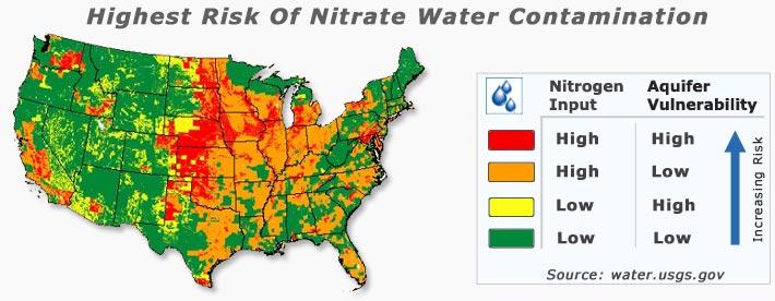 Water Education Corridor Clean Water - Drinking water map us