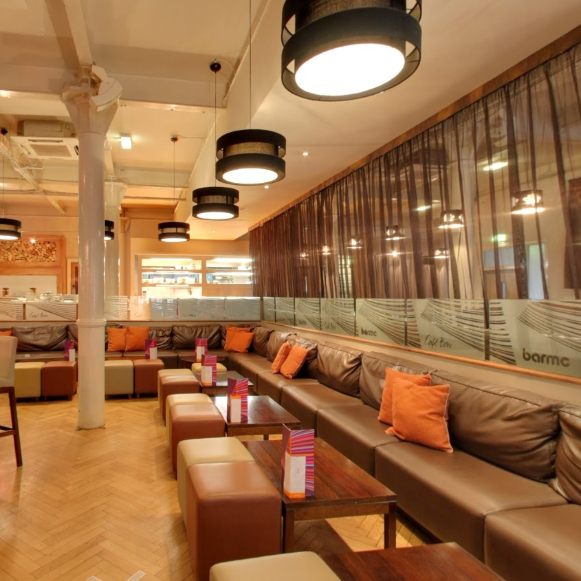 Café, Bar and Grill