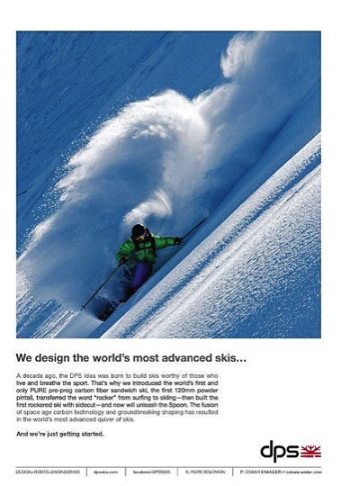 DPS Skis - AD