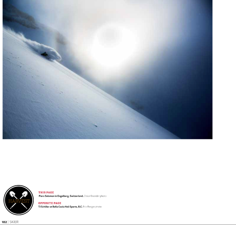 """SBC Skier"" Magazine (CAN)"