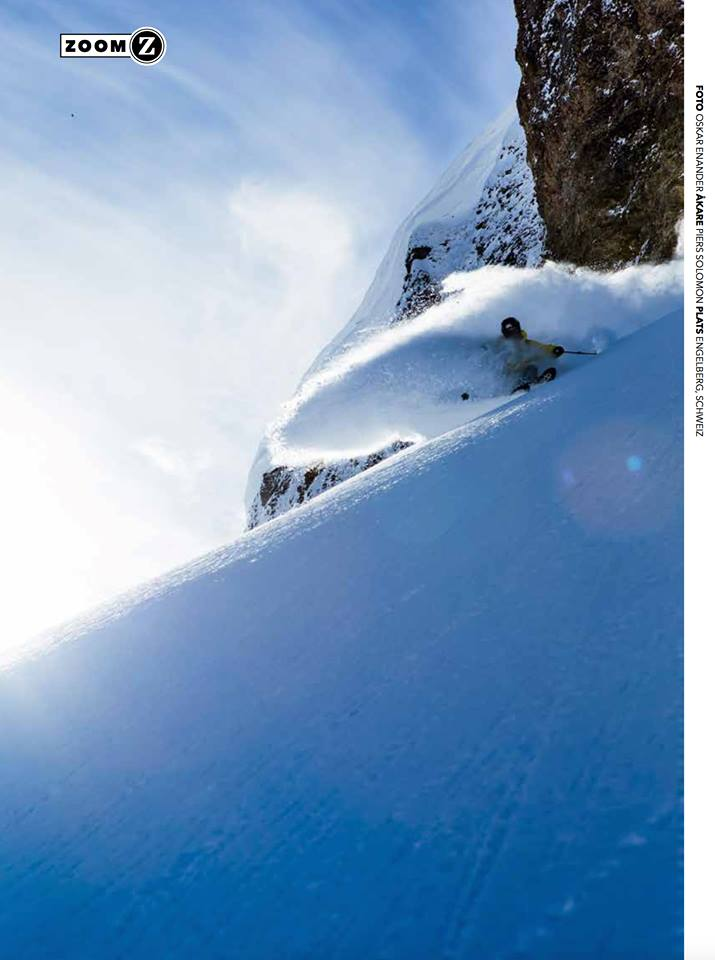 """Aka skidor"" Magazin (SWE)"