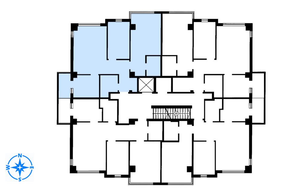 Amplasare pe etaj