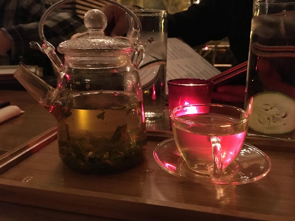 Niu B:Genmai Green Tea