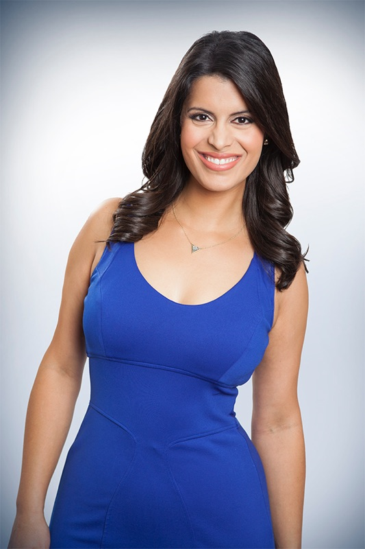 Roxanne VargaS,  NBC 6 in the Mix