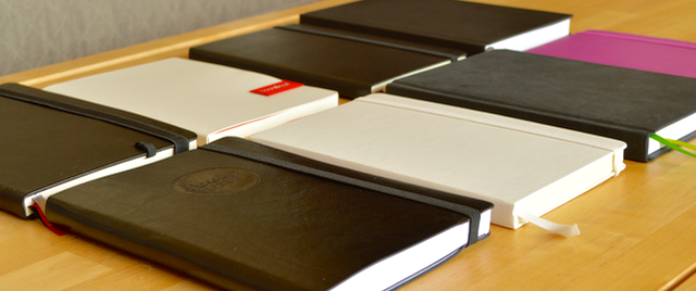 Notebooks designed to get you Organized