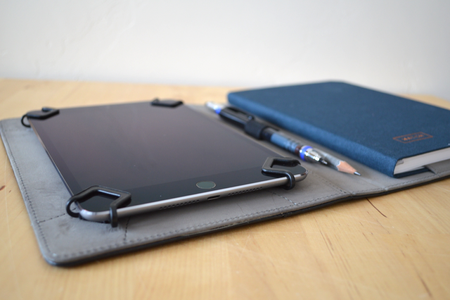 Hatch Notebook and iPad mini