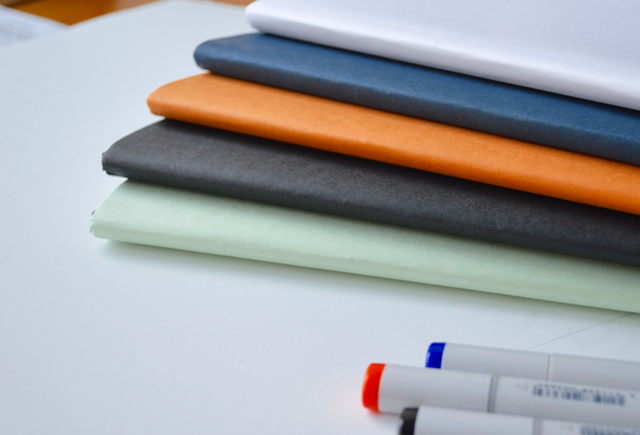 5 Notebook Color Choices