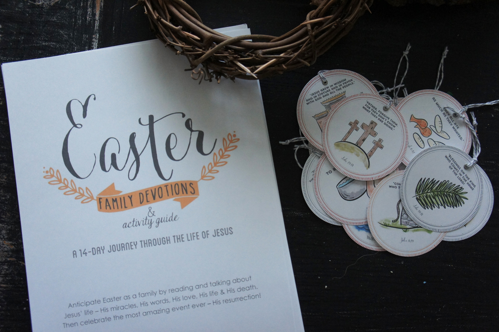 Family Easter Devotions & Traditions